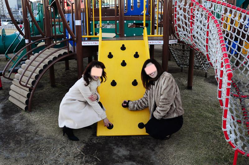 ぶら散歩 川崎競馬場3