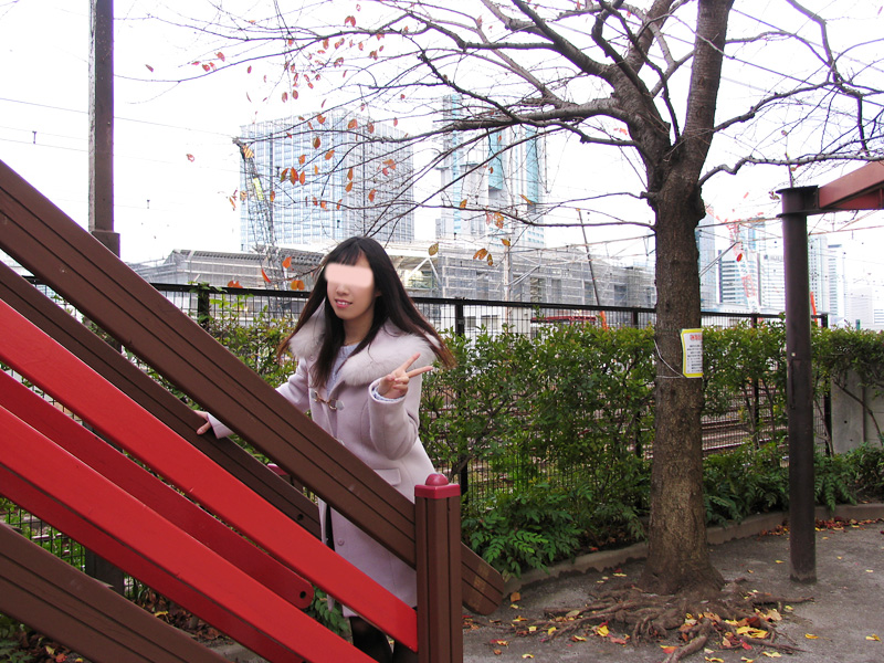 安田みなみ ぶら散歩