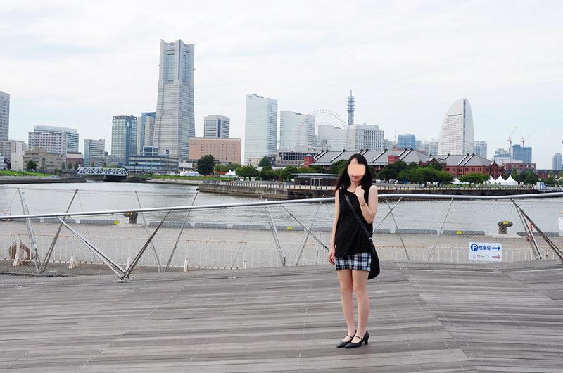 大桟橋・プリンセスダイヤモンド号