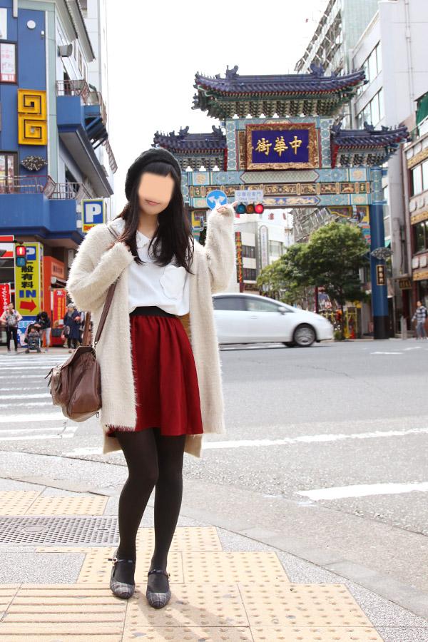 横浜中華街ぶら散歩