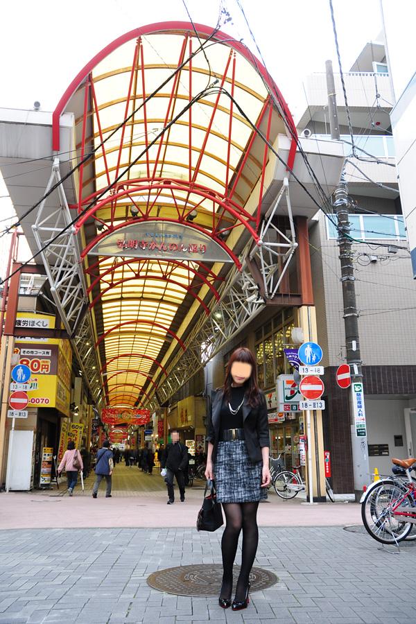 ぶら散歩 弘明寺