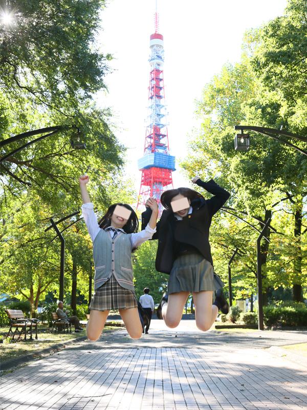 芝公園〜東京タワー Part1