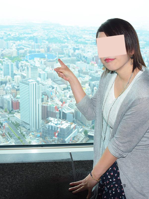 ランドマークタワー展望フロア編