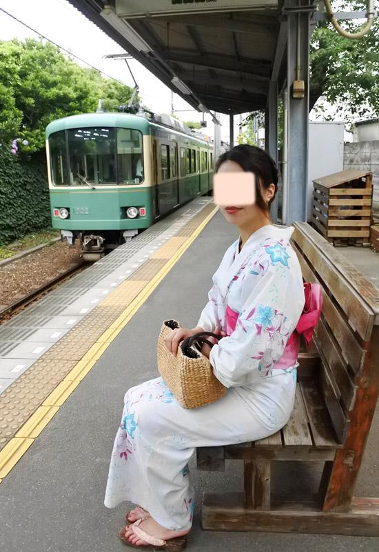 鎌倉でぶら散歩
