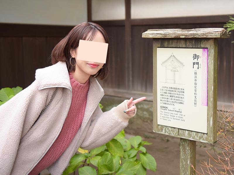 横浜 三渓園