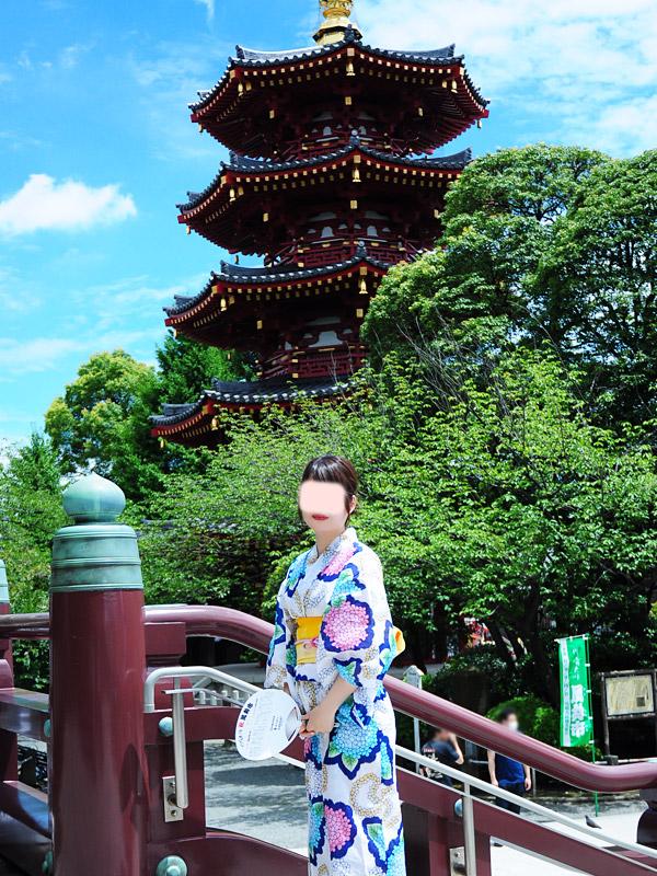 川崎小町 桜井はのんのぶら散歩